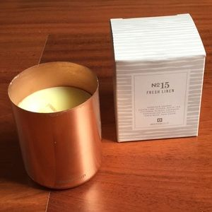 Anderson Lilley Fresh Linen Scented Candle